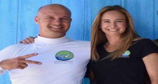 Karşıyakalı Rüzgar Sörfü Antrenörü Aşıkoğlu vefat etti