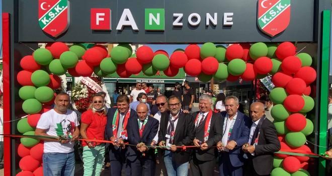 KSK Fan Zone açıldı
