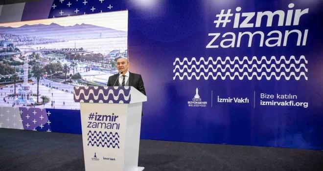 İzmir Zamanı için iki haftada 111 proje önerisi