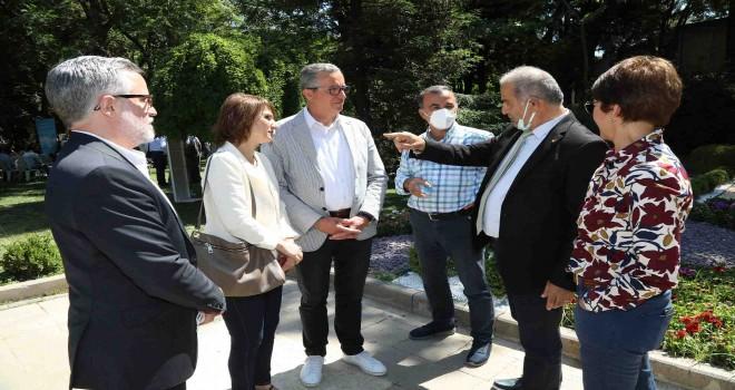 Başkan Arda: Nükleerle mücadele komisyonu kurulsun