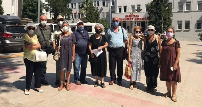 22 STK Bostanlı'da mültecilere okul yapılmamasını istiyor!