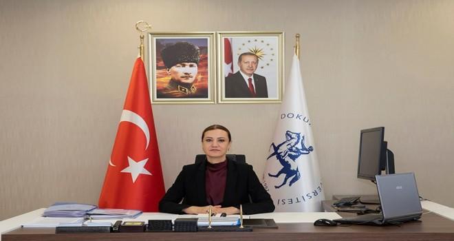 Rektör Hotar'dan Milletvekili Sertel'e cevap