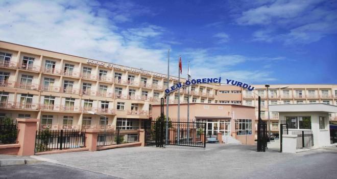 9 Eylül Üniversitesi yeni öğrenci yurdu inşa ediyor