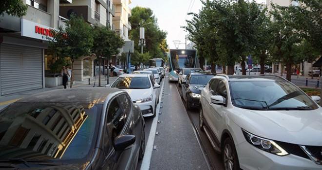 MHP Karşıyaka: Karşıyaka- Örnekköy Tramvay Hattı trafiği kabusa çevirebilir