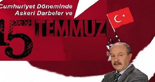 Prof. Dr. Çelik bu akşam Karşıyaka'da...