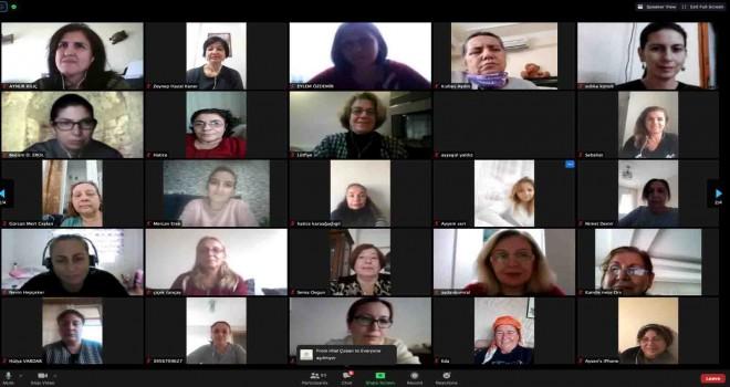 Çiğli Belediyesi'nden girişimci kadınlara Online Eğitim desteği