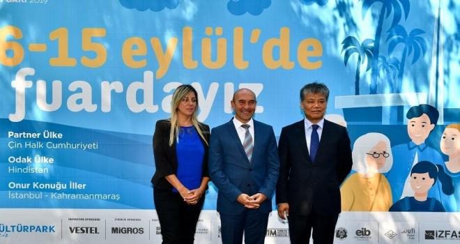 İzmir Enternasyonal Fuarı'na Asya'nın devleri damgasını vuracak