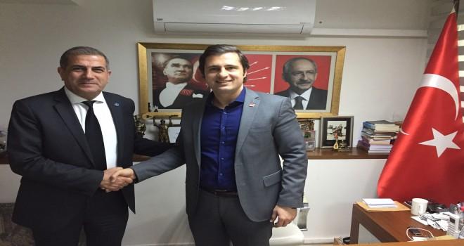 Millet İttifakı'nın İzmir İl başkanları buluştu