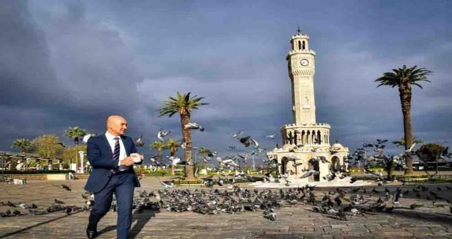 Başkan Soyer: Sokaktaki canları da unutmadık