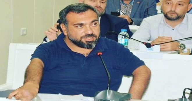 AK Parti'li Baran'dan sert eleştiri