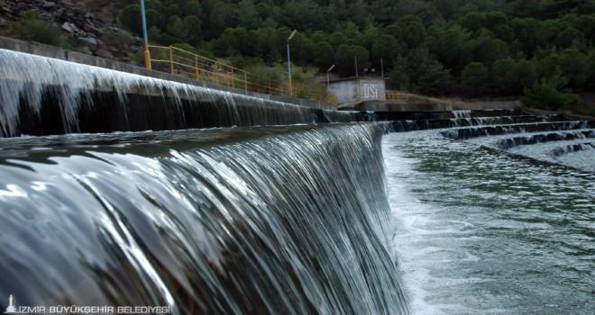 Sağanak yağış barajları doldurdu