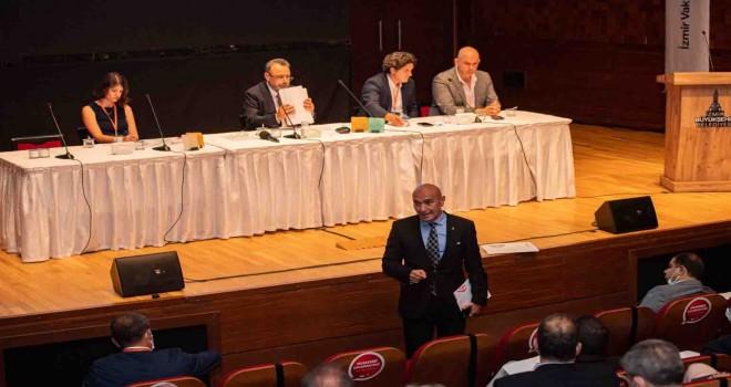 Soyer: İzmir Vakfı Türkiye'ye örnek olacak bir imece modeli