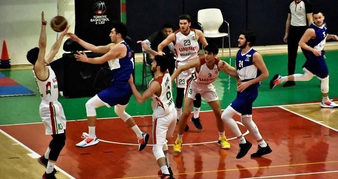 Basketbol 2. Ligi'nde derbi günü...