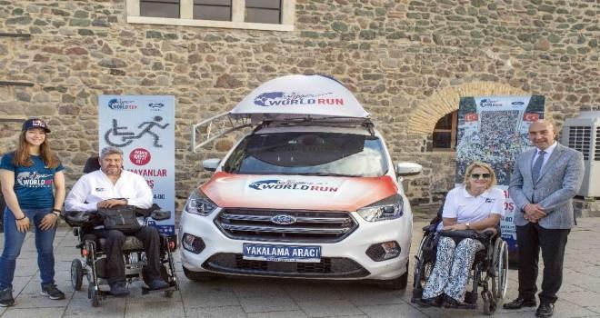 Wings for Life World Run'a, 2019 yılında da İzmir ev sahipliği yapacak