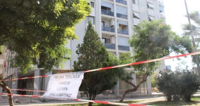 Karşıyaka'da 27 bina yıkılacak