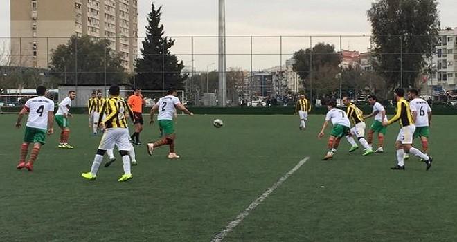 Şemikler ile Bostanlıspor ikişer gol attı, kazanamadı...
