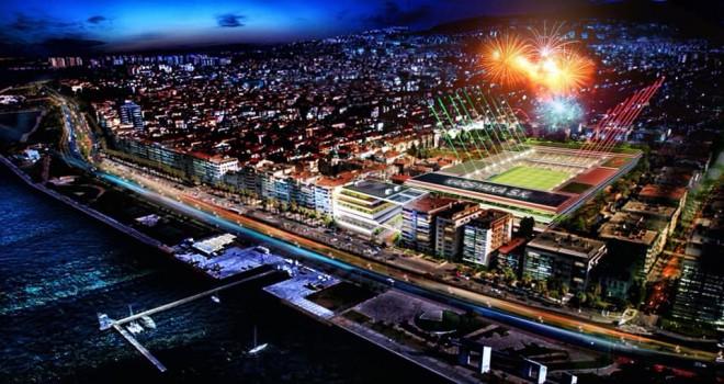 İZVAK'tan Karşıyaka Stadı açıklaması