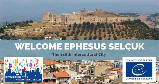 Efes Selçuk Avrupa Konseyi Kültürlerarası Şehirler Ağı'na üye oldu