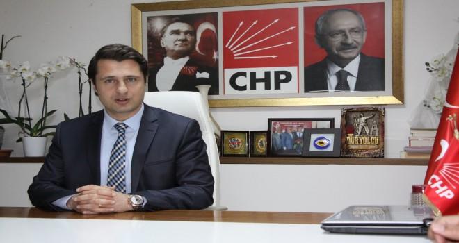 CHP'li Yücel: Mücadelemizden asla vazgeçmeyeceğiz