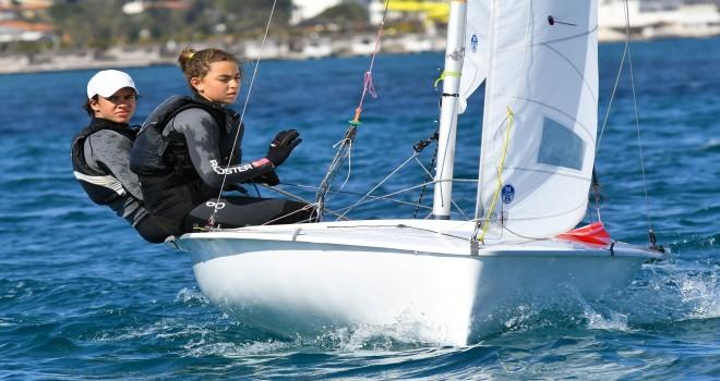 KSK'li yelkenciler Portekiz'de yarışıyor
