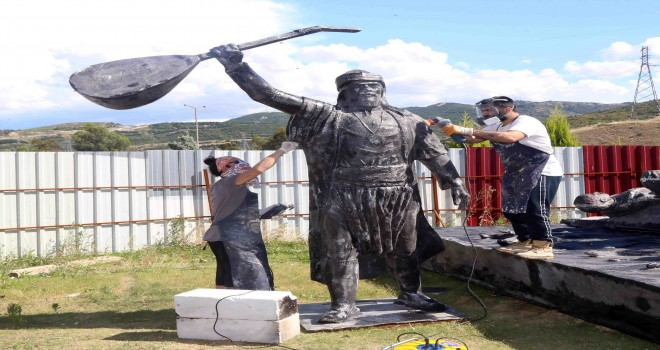 Madımak ve Pir Sultan Abdal Anıtı taşınıyor