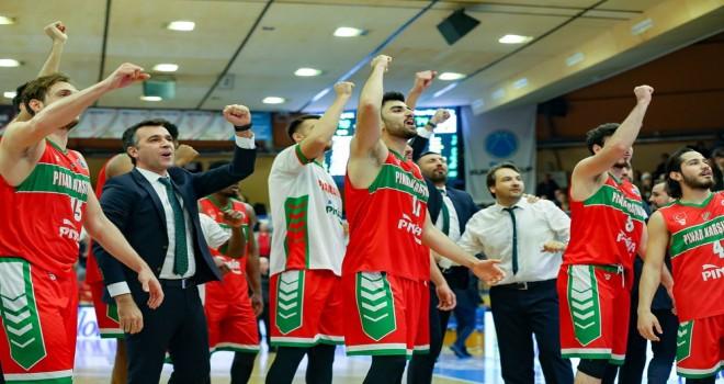 Pınar Karşıyaka Son 16 Turu'nda BC Ventspils ile eşleşti