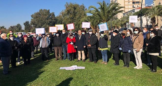 Karşıyaka Emlak Konutları Platformu yargıya gidiyor