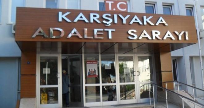 Karşıyaka Adliyesi'nin bölünmesine karşı imza kampanyası başlatıldı