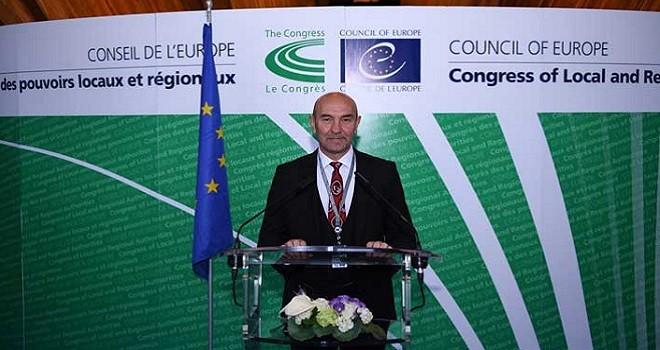 Başkan Soyer'e Avrupa'dan önemli görev...