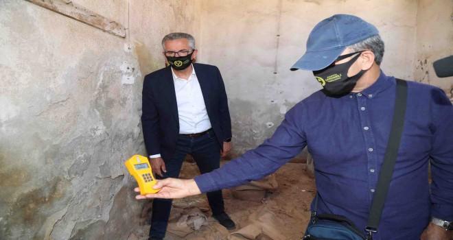 Başkan Arda'dan şok radyasyon ölçümü! Normal değerin 7 bin 291 katı