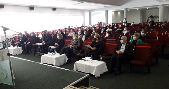 Karşıyaka Belediye Meclisi'nde MHP'li Dikmen'den iki önerge