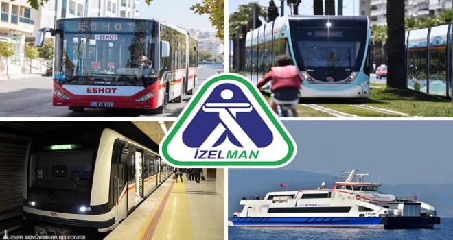 İzmir'de sağlık çalışanlarına toplu taşıma ve otopark ücretsiz