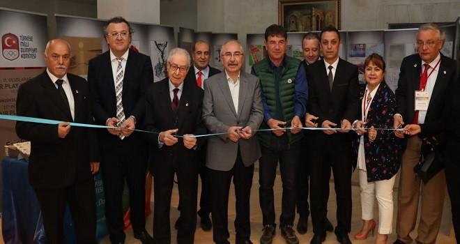 Dünya Fair Play Karikatür Sergisi açıldı...