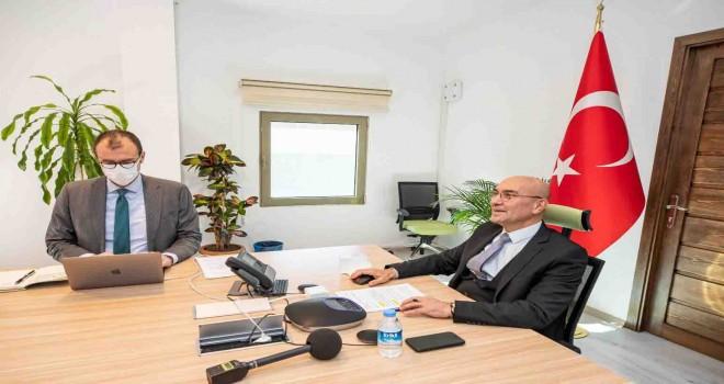 Başkan Soyer: Akdeniz bizi birleştiriyor