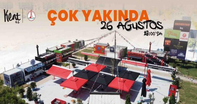 Container Park Mavişehir'de açılıyor