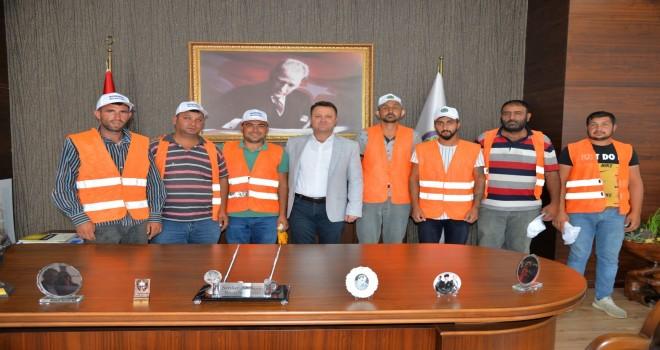 Menemen Belediyesi faytonculara sahip çıktı