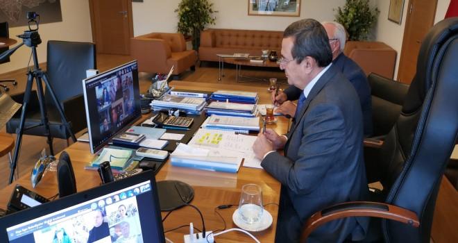 Kıyı Egeli başkanlardan  ''kesintiyi durdurun'' çağrısı