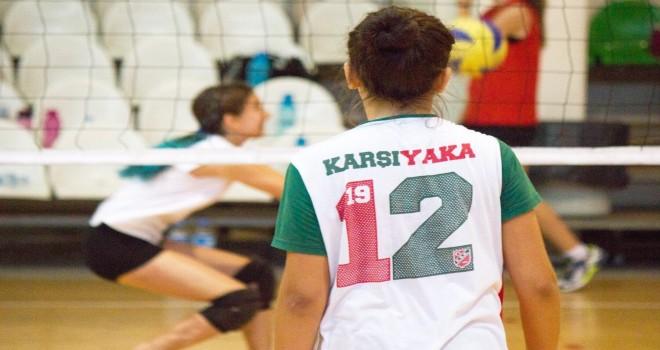KSK Voleybol Spor Okulu 4 noktada