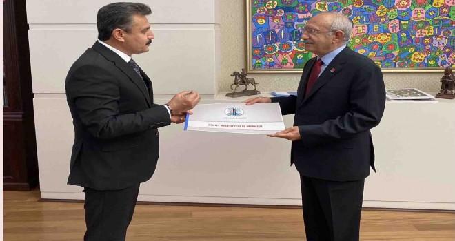 Başkan Kırgöz'den Kılıçdaroğlu'na 550 Günlük Rapor