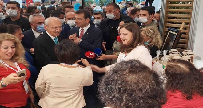Kılıçdaroğlu'ndan Balçovalı kadınlara destek