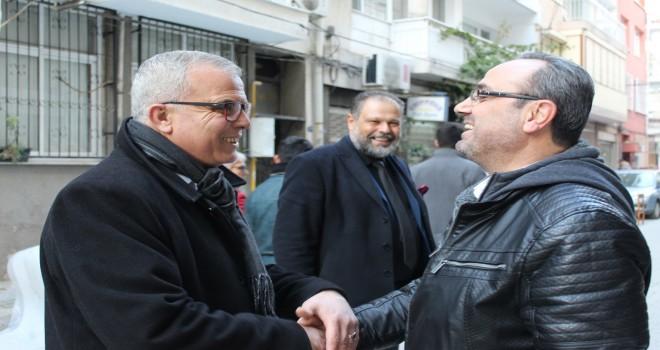İyi Parti adayı Mehmet Yıldırım çalışmalarını hızlandırdı