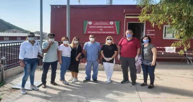 MHP Karşıyaka İlçe Teşkilatı Hayvan Hakları Komisyonu kurdu