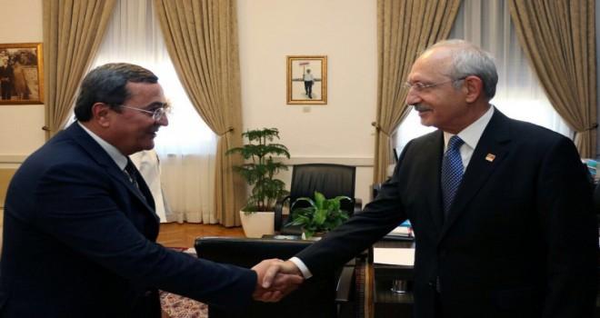Batur: Genel başkanımla görüşme olumlu geçti