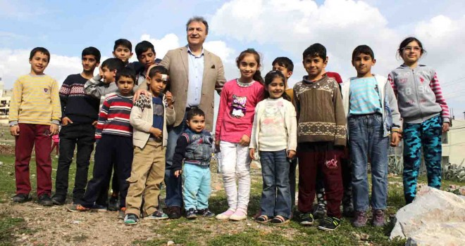 Bornova'da AÇEV ile ''Baba Buluşmaları''