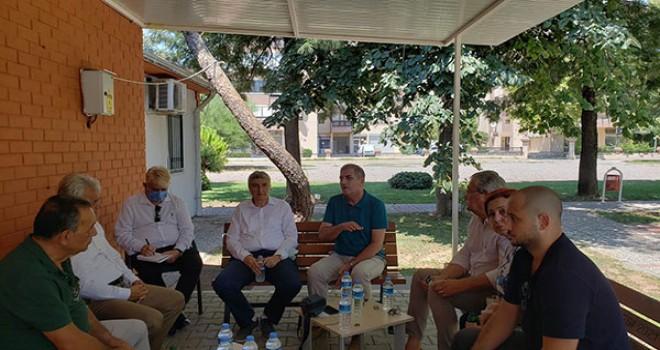 İYİ Parti İzmir İl Teşkilatı saha çalışmalarına devam ediyor