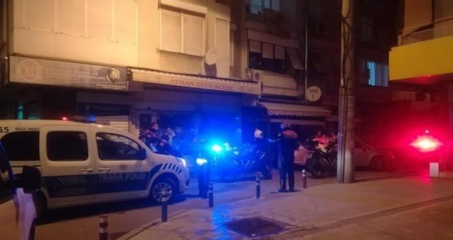 Karşıyaka'da dur ihtarına uymayan 6 kişiye ceza