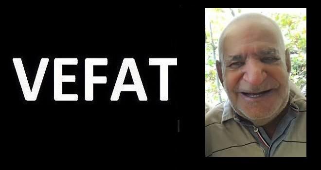 Ünlü sağlık memuru, sünnetçi Mehmet Çağatay'ı kaybettik...