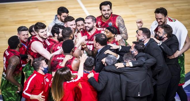 Pınar Karşıyaka Şampiyonlar Ligi'nde yarı finalde