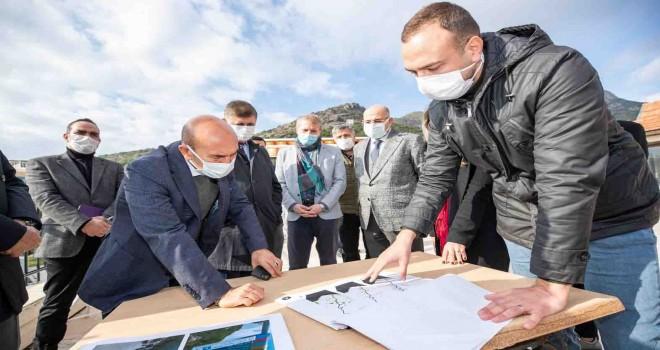 İzmir Büyükşehir Belediyesi iki yılda 310 milyon liralık arazi aldı