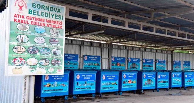 Bornova'da Sıfır Atık Yönetim Planı